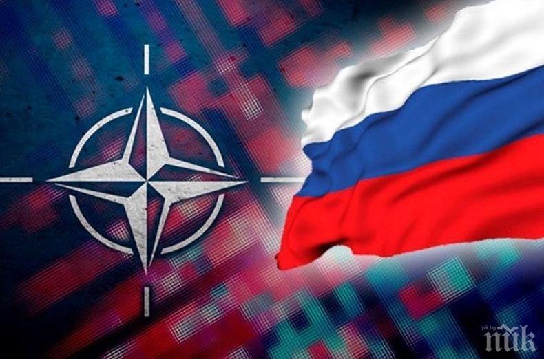 От НАТО категорични: Няма условия за стратегическо партньорство с Русия