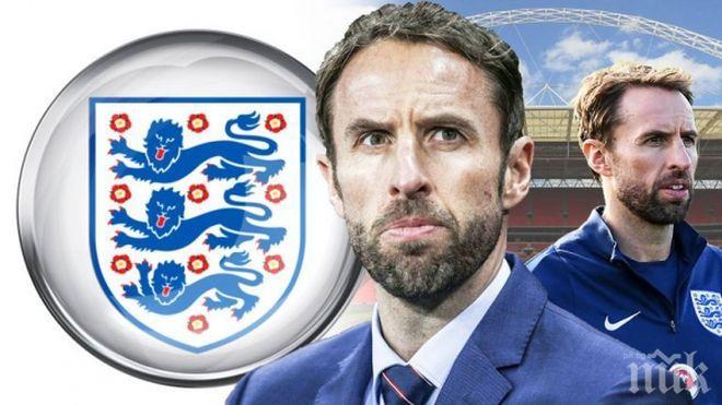 Разочарованият селекционер на Англия: Убеден съм, че страната ни се гордее с този отбор