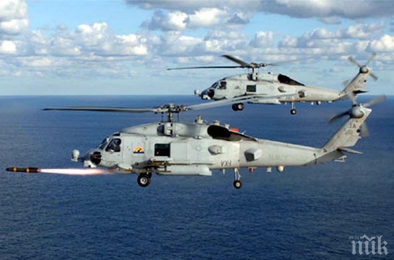Новият президент на Мексико подготвя отмяна на закупуването на осем бойни хеликоптера от САЩ