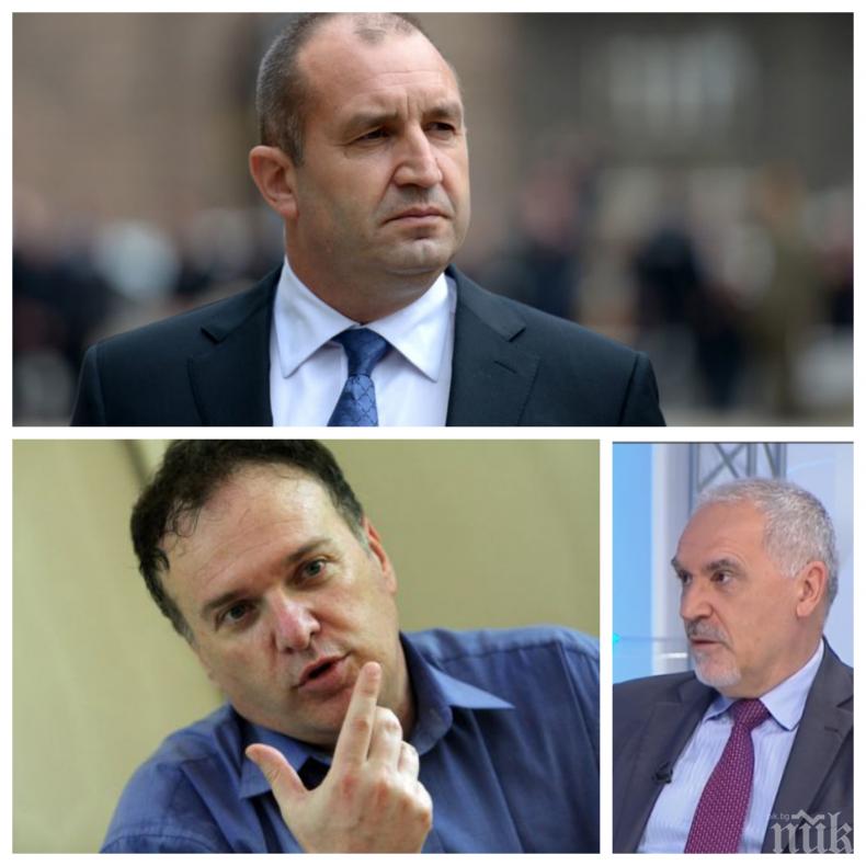 ПОД ЛУПА! Експерти разнищиха визитата на Румен Радев в Турция! Големият въпрос - съгласувана ли е с европейските ни партньори
