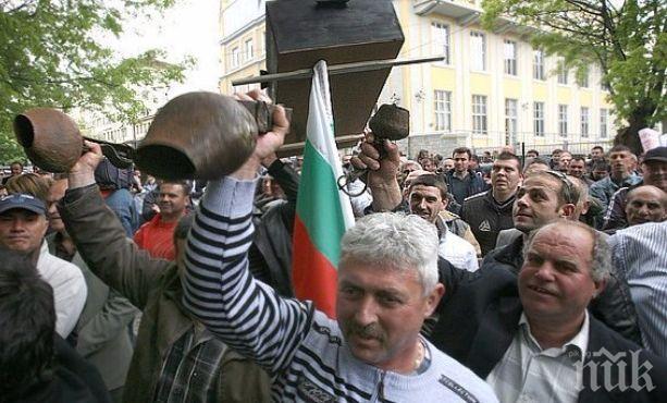 И животновъдите излизат на протест, искат спешни промени и оставка на зам.-министър