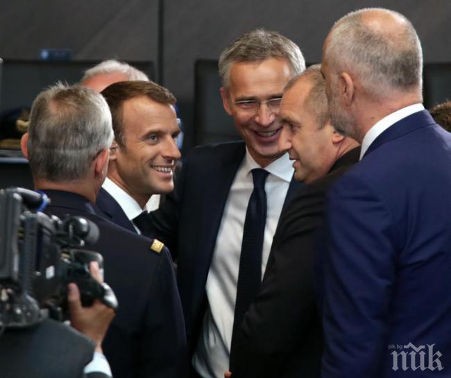 Румен Радев: Тръмп поиска държавите от НАТО да дават 4% от БВП за отбрана