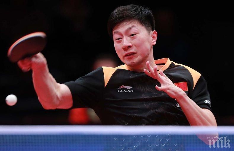 Олимпийските шампиони идват на турнира по тенис на маса в Панагюрище