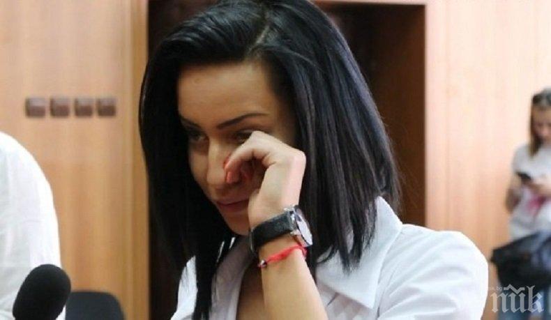 Госпожицата, потрошила 10 коли в Пловдив, излиза от ареста