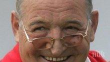 """САМО В ПИК И """"РЕТРО""""! Легендата Димитър Пенев на 73! Вижте златните бисери на футболен треньор №1"""