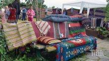 Малко село насред Балкана прави фестивал на шарената черга