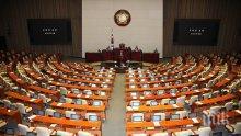 Южна Корея привика руски дипломати заради нарушаване на въздушното пространство