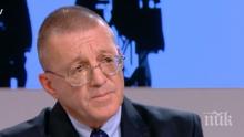"""Бойко Ноев: Не всеки проблем в НАТО или в някои от нашите държави обезателно е резултат от """"дългата ръка"""" на Путин"""