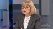 ЕКСКЛУЗИВНО В ПИК TV! Цецка Цачева: Не може европредседателството да се определя като партийно мероприятие