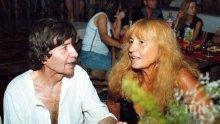 ИЗЛЕЗЕ Й КЪСМЕТЪТ! Грета Ганчева с млад любовник! Руснах отведе естрадната легенда в секс Рая