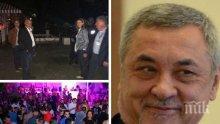 ЕКСКЛУЗИВНО В ПИК! Вицепремиерът Валери Симеонов гневен след проверките на заведенията във Варна: Всеки чака вълкът да влезе в кошарата и тогава взима мерки