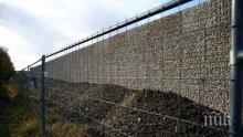 Мерки! Правим ограда по границата с Румъния срещу свинската чума