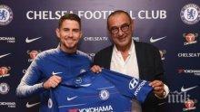 """""""Сините"""" от Лондон с два удара - представиха новия треньор и обявиха голям трансфер"""