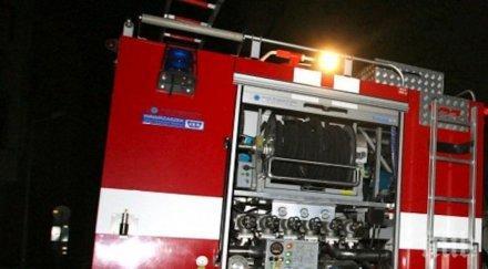 Мъж е загинал при пожар в жилищна сграда във Варна