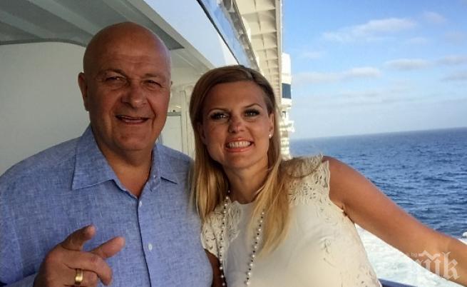 Вдовицата на Шарлопов продава бизнеса му за 100 милиона евро