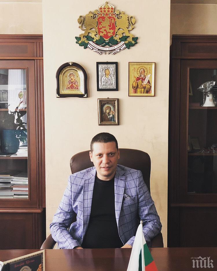 Областният управител  на Софийска област Илиан Тодоров е поканен за главен лектор на конференция за тероризма в Тел Авив