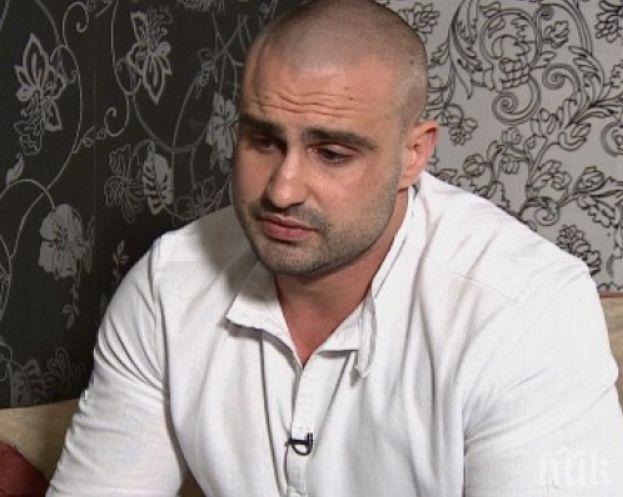 Пуснаха Марчо Сървайвъра на свобода, той се брани сам в съда