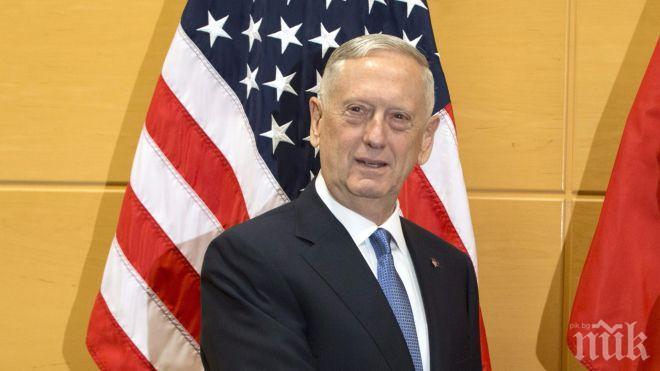 Военният министър на САЩ скочи на Русия заради намеса в делата на Черна гора и Македония
