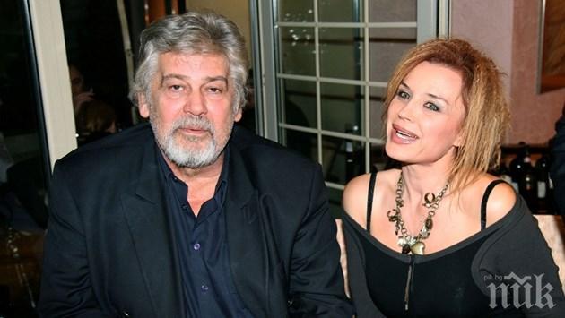 Аня Пенчева не иска да вижда Стефан Данаилов! Бившите любовници промениха програмата на арт фест в Царево