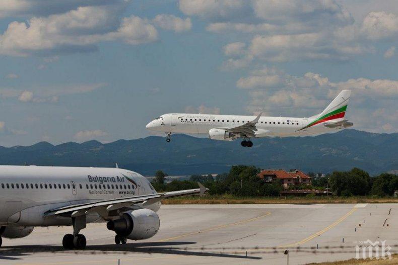 В пика на летния сезон България Ер разкрива допълнителни полети до някои от най-търсените си дестинации