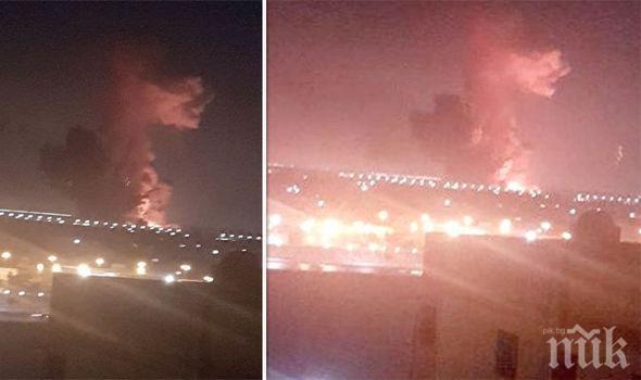 Десетки ранени след експлозия в Кайро