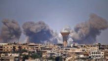 След срещата в Хелзинки САЩ и Израел са усилили бомбардировките в Сирия