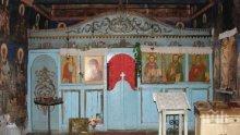 Безбожници поругаха параклис над Бачковския манастир
