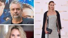Покъртително! 27-годишна актриса разкри подробности за това как е била изнасилена от режисьора Люк Бесон