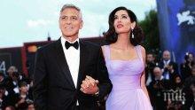 Джордж Клуни е най-печелившият актьор! Кайли Дженър става най-младият милиардер