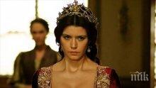 Кьосем Султан жертва на сексуален тормоз