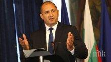 Румен Радев открива паметник на Левски в село Руен