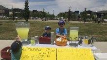 6-годишен хлапак направи бизнес за милиони! Родителите му го подкрепиха