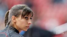 Родна гордост! Демирева скочи за златен медал на Балканиадата