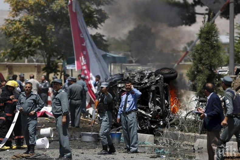 Две деца са убити, а едно е ранено след взрив в Кабул