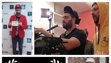 БРАВО! Режисьорът на ПИК TV с фурор на филмов фест! Българският кинематограф Христо Порязов спечели награда с испански филм, продуциран от медията ни