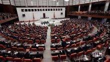 Турция съди заплахите на САЩ заради пастор Андрю Брунсън