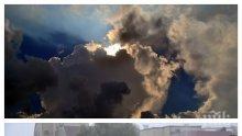 ЛЯТОТО ОСТАВА МИРАЖ! Облаци, дъжд и гръмотевици обхващат цялата страна