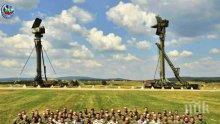Наши военни от ВВС участваха в учение на НАТО