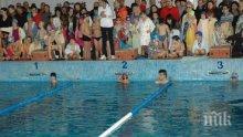 Най-добрият школски басейн под тепетата хвана паяжини