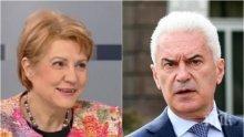 ГОРЕЩА ТЕМА! Менда Стоянова разкри клати ли се властта и размаха пръст на Сидеров: Пресоли манджата!