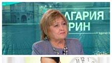 Проф. Донка Байкова за храненето през лятото: Как да запазим здравословна линия?