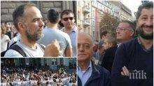 """""""Зелените"""", ДСБ и """"Да, България"""" яхат протеста на майките"""