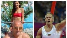 Данчо Йовчев и Киро Скалата в силова надпревара