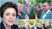 """САМО В ПИК И """"РЕТРО""""! Дора Янкова, депутат от БСП: Николай Хайтов ми вдъхна кураж да стана депутат (СНИМКИ)"""