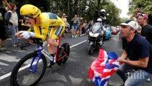Герайнт Томас е новият шампион в Тур дьо Франс