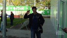 ФУТБОЛНА БОМБА! Гонзо с жесток удар по боса на Левски! Легендата избухна: Спас Русев реди трансфери, а гледа футбол от една година