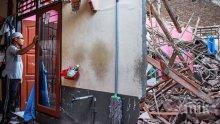 Броят на жертвите на земетресението в Индонезия достигнаха 164 души