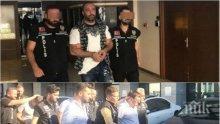 ОТ ПОСЛЕДНИТЕ МИНУТИ! Спецсъдът остави в ареста петимата от групата на Митьо Очите