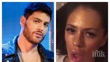 ЦИРК! Плеймейтка заплаши певеца Danny Levan: София ще ти се стори тясна, мършо!