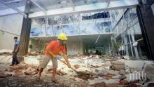 Броят на жертвите на земетресението в Индонезия надхвърли 130 души